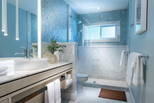 오세아나 비치 클럽 호텔 - 산타모니카 - 욕실