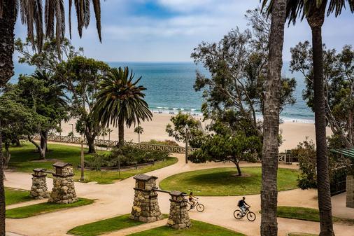 Oceana - Santa Monica - Attraktionen