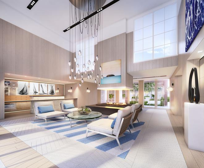Oceana - Santa Monica - Lobby