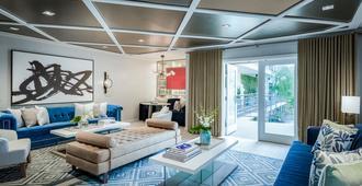 Oceana Santa Monica, LXR Hotels & Resorts - Santa Monica - Living room