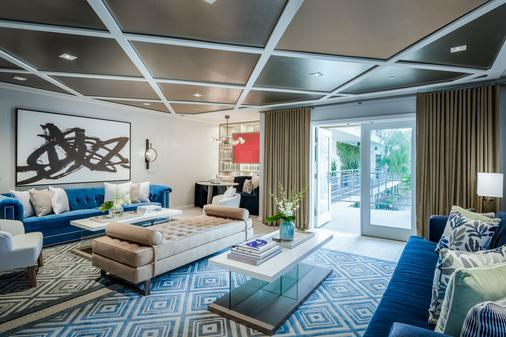 Oceana - Santa Monica - Living room