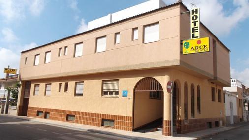 Hotel Arce - San Pedro del Pinatar - Gebäude