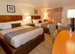 Riviera Inn Motel - Порт-Анджелес - Спальня