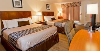 Riviera Inn Motel - Port Angeles - Bedroom