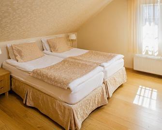 Center Hotels Plaza - Reykjavik - Bedroom