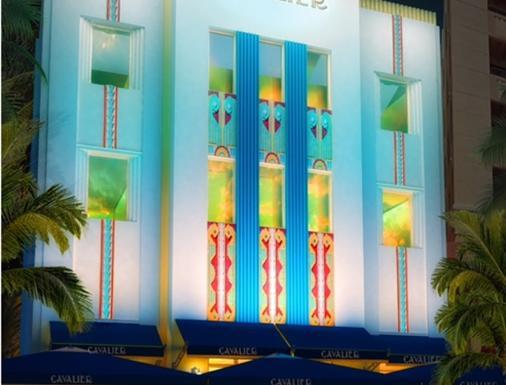 Cavalier Hotel South Beach - Miami Beach - Building