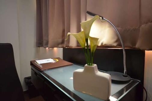 qp Hotels Lima - Lima - Living room