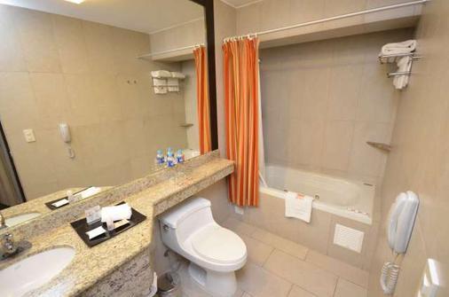 qp Hotels Lima - Lima - Bagno