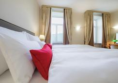 Grand hotel Union - Ljubljana - Bedroom