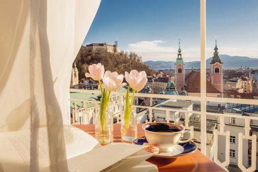 Grand hotel Union - Ljubljana - Balcony