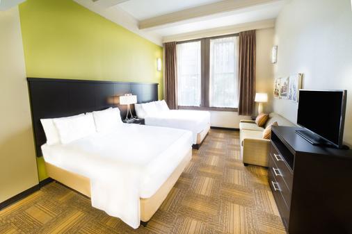 Staybridge Suites Baltimore - Inner Harbor - Baltimore - Bedroom