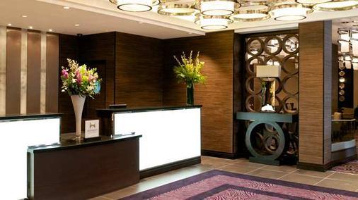 倫敦維多利亞希爾頓逸林酒店 - 倫敦 - 櫃檯