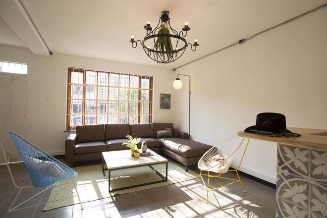 Republica Hostel Chapinero - Bogotá - Living room