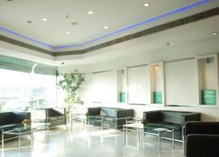 Hotel Shanti Palace - Nové Dillí - Lounge