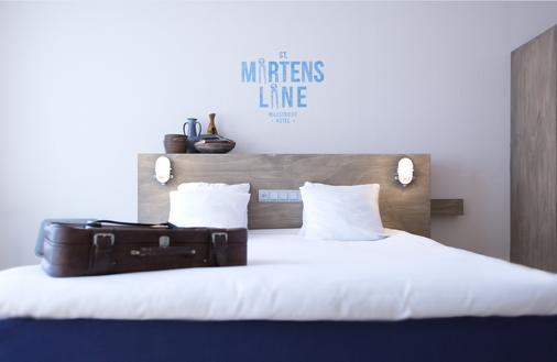 St. Martenslane - Maastricht - Phòng ngủ