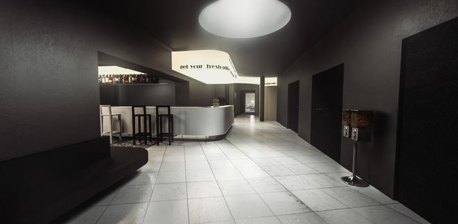 Mabi Hotel Centrum - Μάαστριχτ - Σαλόνι ξενοδοχείου
