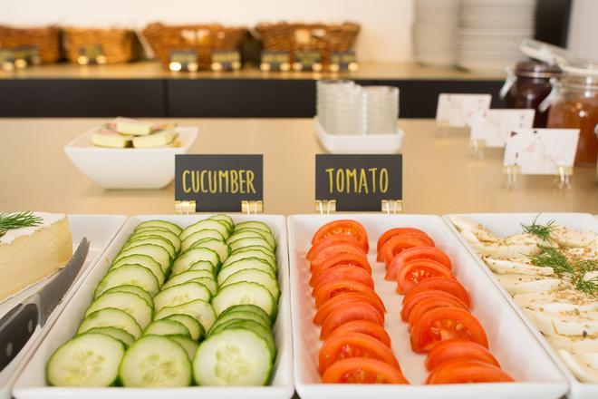 Mabi Hotel Centrum - Maastricht - Food