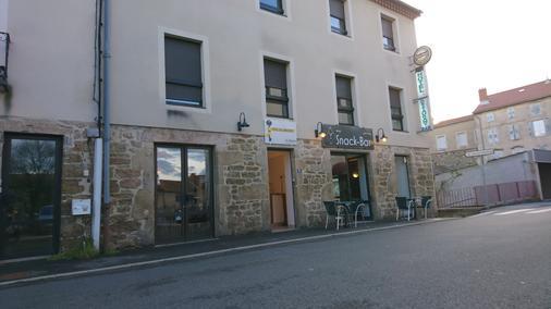 Hotel du Languedoc - Langogne - Building
