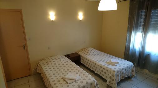 Hotel du Languedoc - Langogne - Bedroom