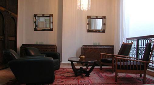 Riad Al Mansoura - Marrakesh - Lounge