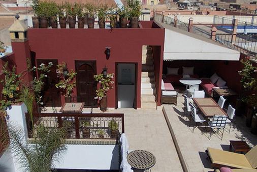 Riad Al Mansoura - Marrakesh - Rooftop