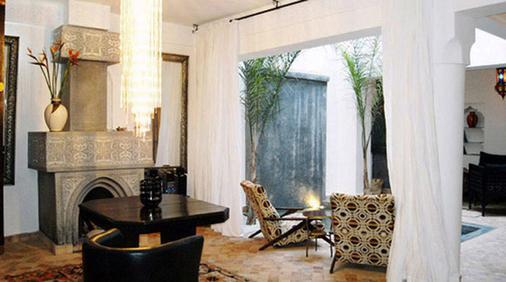 Riad Al Mansoura - Marrakesh - Lobby