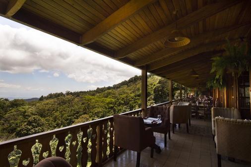 Hotel Belmar - Monteverde - Balcony