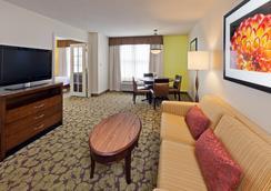Hilton Garden Inn Atlanta Perimeter Center - Atlanta - Makuuhuone