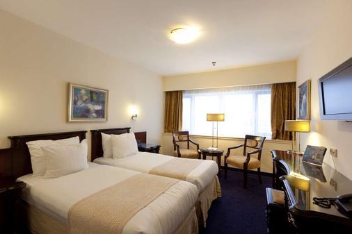 Xo Hotels Blue Tower - Амстердам - Спальня