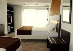 盧克索佛羅倫斯酒店 - 佛羅倫斯 - 佛羅倫斯 - 臥室