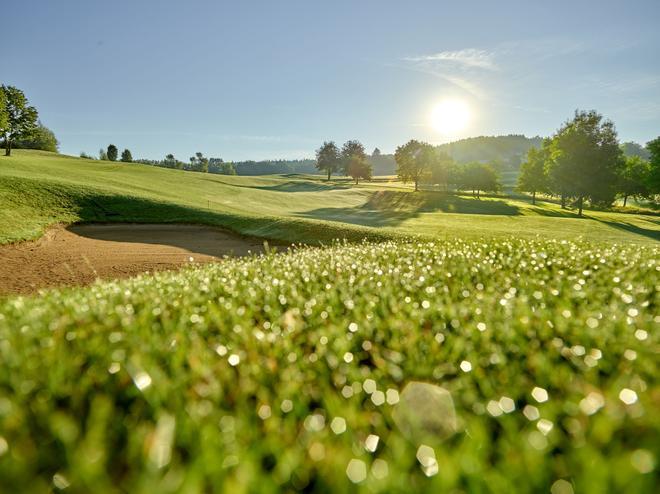 Familotel Das Ludwig - Bad Griesbach - Golfkenttä