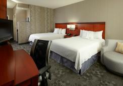 Courtyard by Marriott Dayton-University of Dayton - Dayton - Bedroom