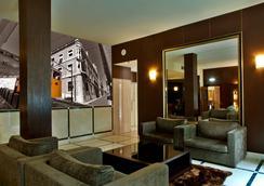 Turim Hotel Suisso Atlântico - Lisboa - Lounge