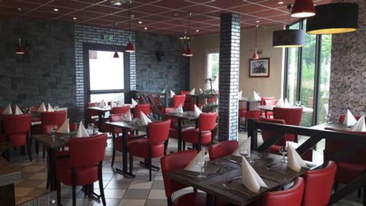 Hotel Crocus Caen Memorial - Caen - Restaurant