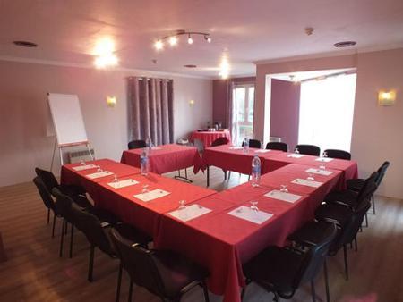 Hotel Crocus Caen Memorial - Caen - Meeting room