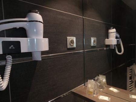 卡昂番紅花紀念酒店 - 康城 - 凱恩 - 浴室