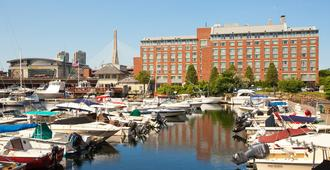 Residence Inn by Marriott Boston Harbor on Tudor Wharf - Boston - Edificio