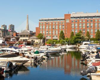 Residence Inn by Marriott Boston Harbor on Tudor Wharf - Boston - Building