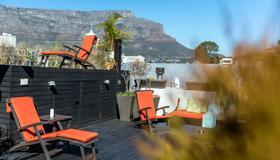 Molo Lolo Lodge - Kapstadt - Dachterrasse