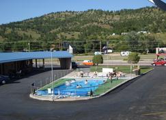 Hills Inn - Hot Springs - Pool