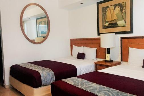 佐納多拉達旅館 - 馬薩特蘭 - 臥室