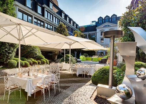 海德堡霍夫歐洲酒店 - 海德堡 - 海德堡 - 宴會廳