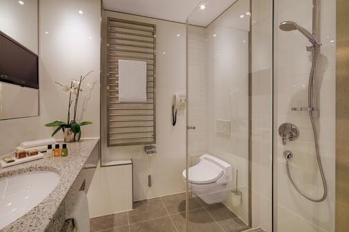 海德堡霍夫歐洲酒店 - 海德堡 - 海德堡 - 浴室