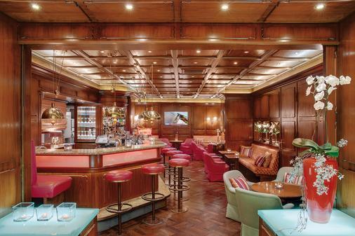 海德堡霍夫歐洲酒店 - 海德堡 - 海德堡 - 酒吧