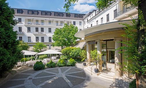 Hotel Europäischer Hof Heidelberg - Heidelberg - Rakennus
