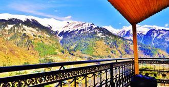 Pause at Manali - Manali - Balcony