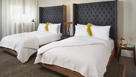 ホテル G サン フランシスコ - サンフランシスコ - 寝室