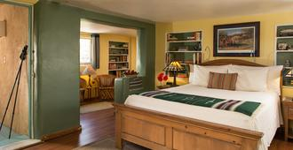 Inn of the Turquoise Bear - Santa Fe - Bedroom
