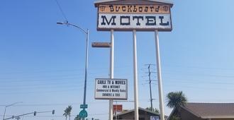 Buckboard Motel - Santa Maria - Outdoors view