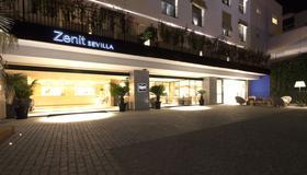 Hotel Zenit Sevilla - Σεβίλλη - Κτίριο